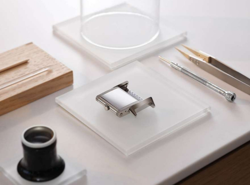 THE REVERSO DISCOVERY WORKSHOP AND MANUFACTURE VISIT